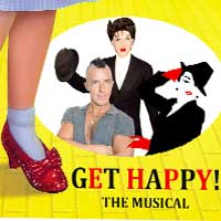 Get Happy! The Musical 94th Birthday Celebration for Judy Garland