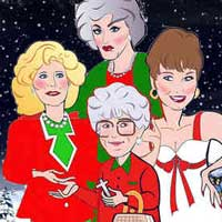 The Golden Girls Live On Stage: A Drag Parody! The Lost Christmas Episode