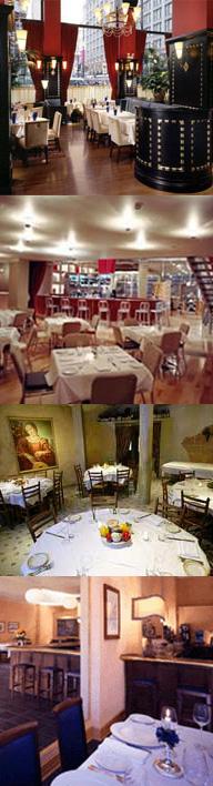 Restaurants Near Merrimack Repertory Theater
