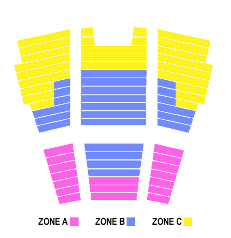 American Repertory Theatre Seating Chart